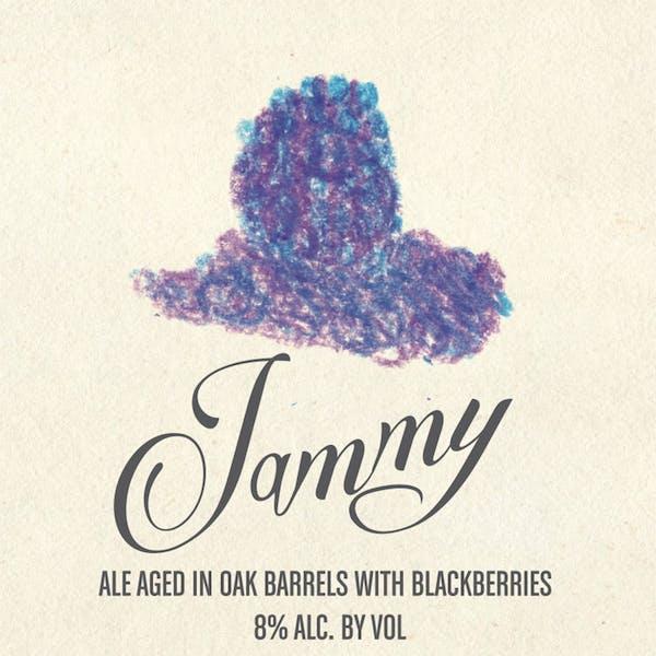 Label - Jammy