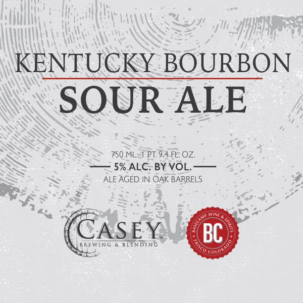 Label - Kentucky Bourbon Sour Ale