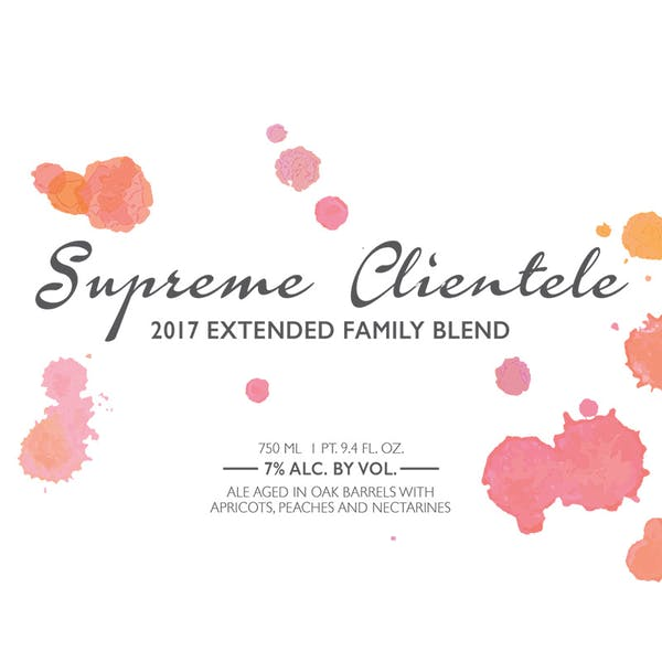Label - Supreme Clientele 2017