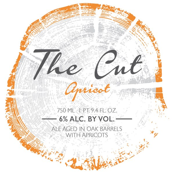 Label - The Cut Apricot