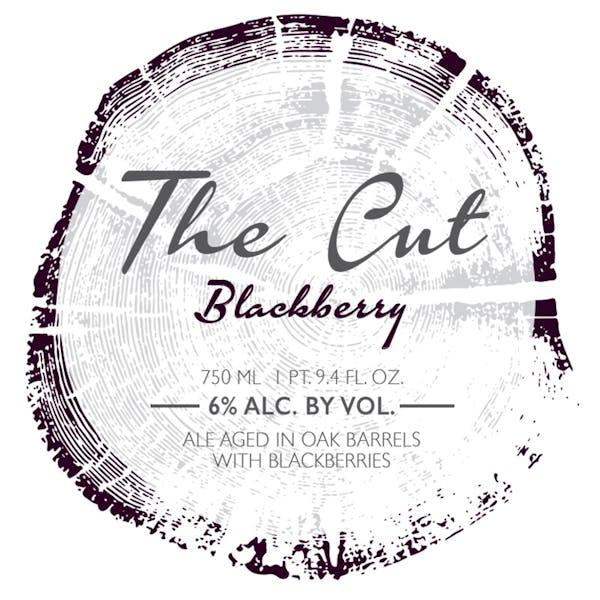 Label - The Cut Blackberry