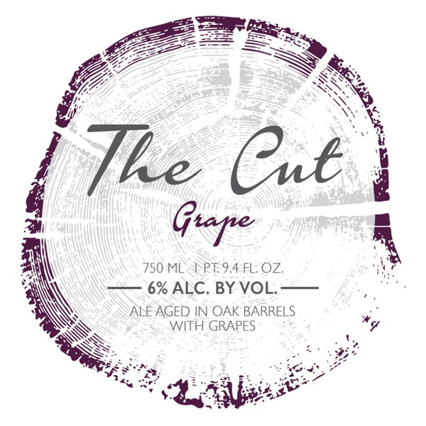 Label - The Cut Grape