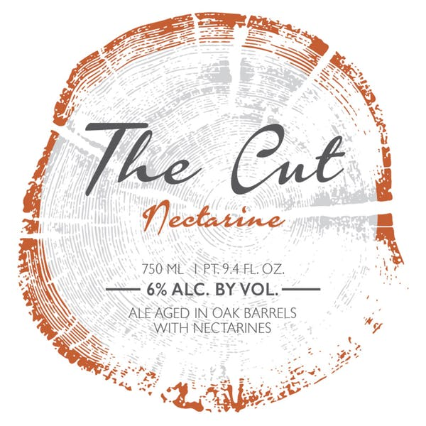 Label - The Cut Nectarine