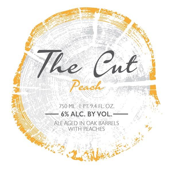Label - The Cut Peach