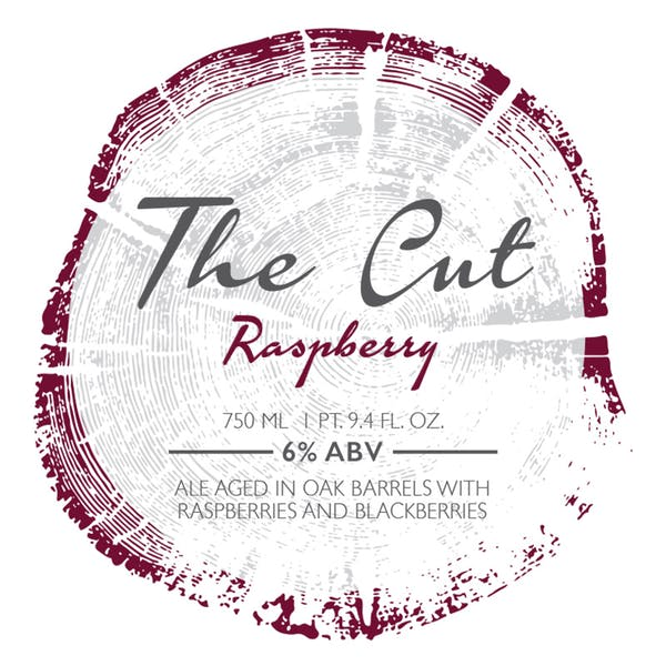 Label - The Cut Raspberry