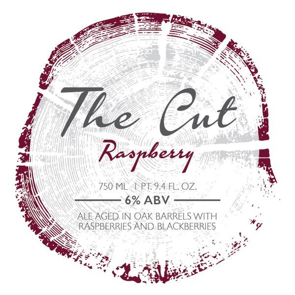 Label - The Cut Raspberry