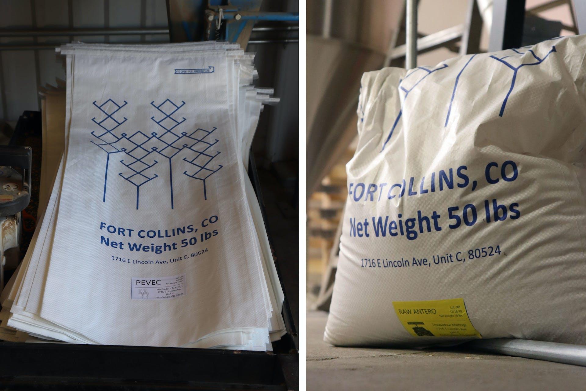 Packaged Malt