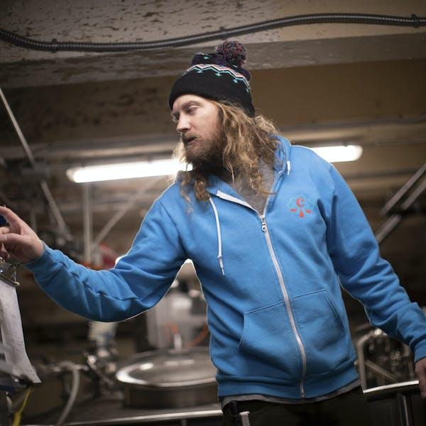 Craft Beer & Brewing Podcast Episode 188: Steve Luke of Cloudburst