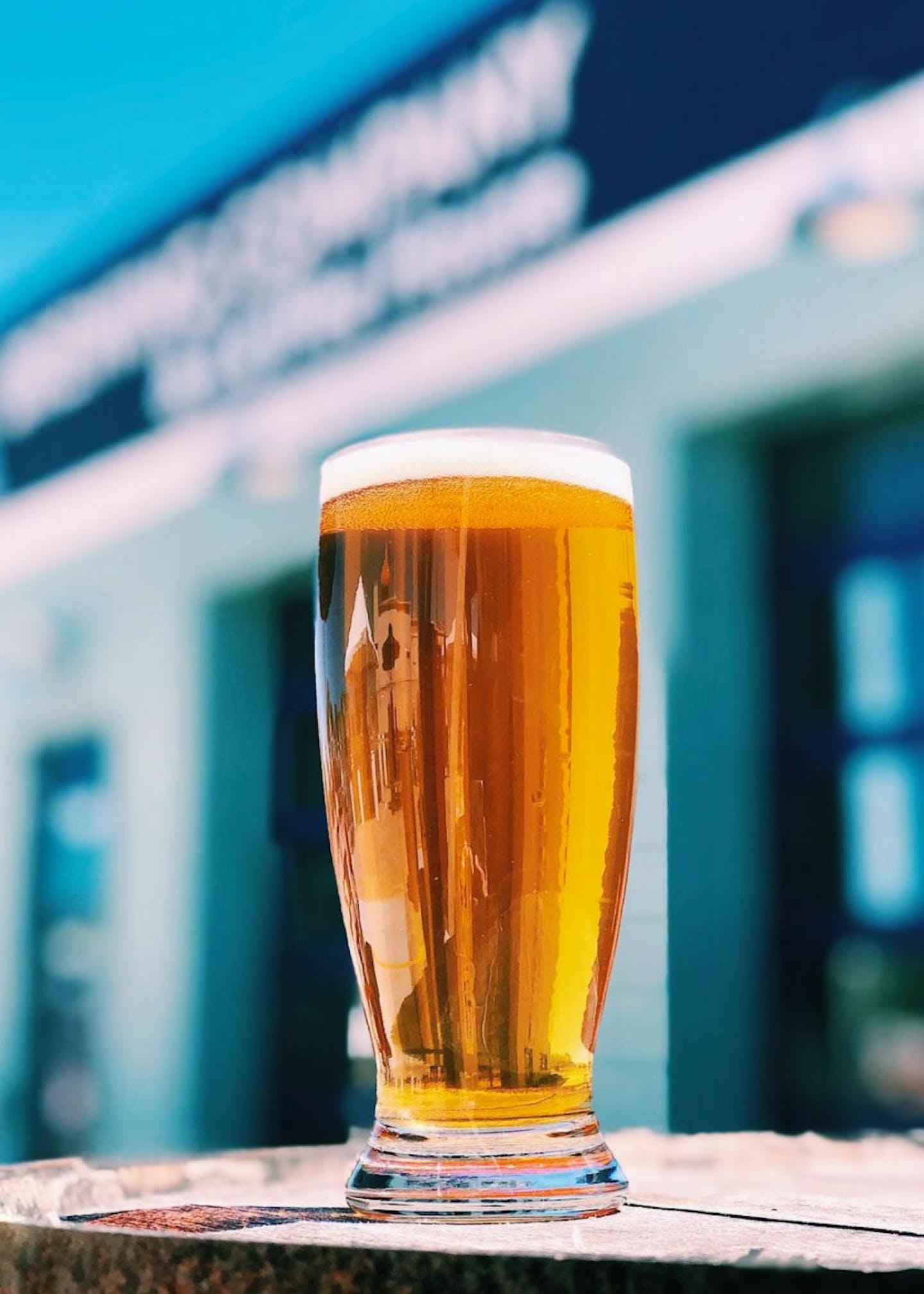 Draft-beer