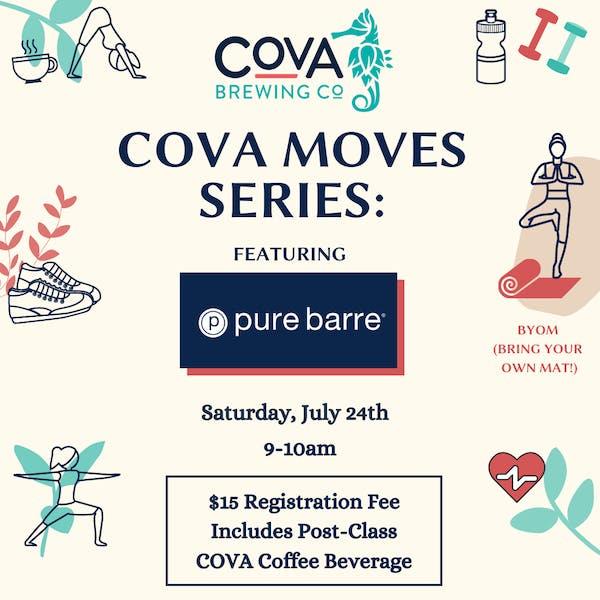 COVAMoves: Pure Barre
