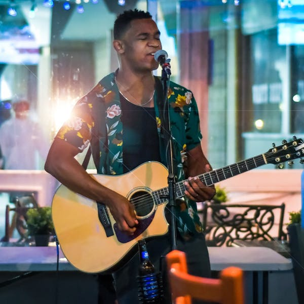 Live Music: James Ford
