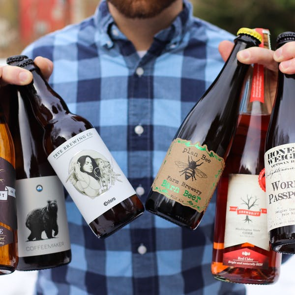 The Six Beers and Ciders We're Bringing to Thanksgiving