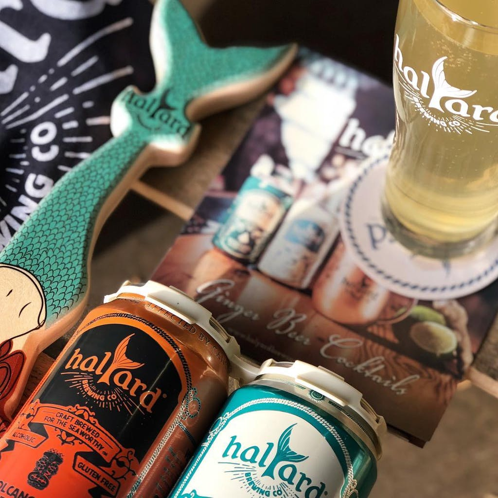 Say Hello To Halyard Brewing Co Vermont S Craft Alcoholic Ginger Beer Craft Collective