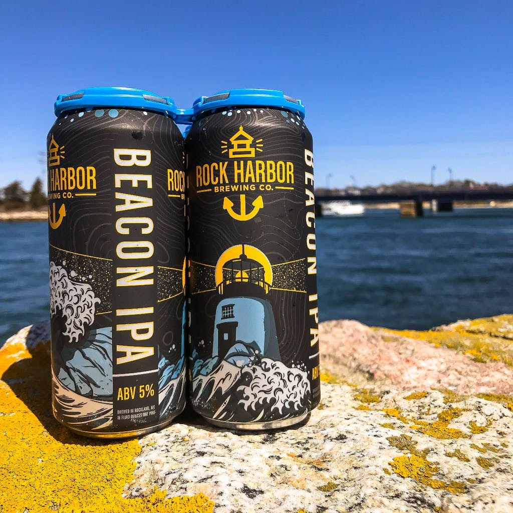 Beacon IPA - Rock Harbor Brewing