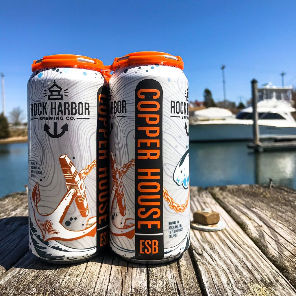 Copper House ESB - Rock Harbor Brewing