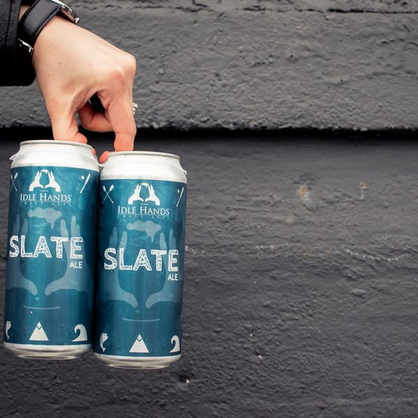 Clear Your Slate for Idle Hands' New Everyday Ale (Your New Summer Crusher)