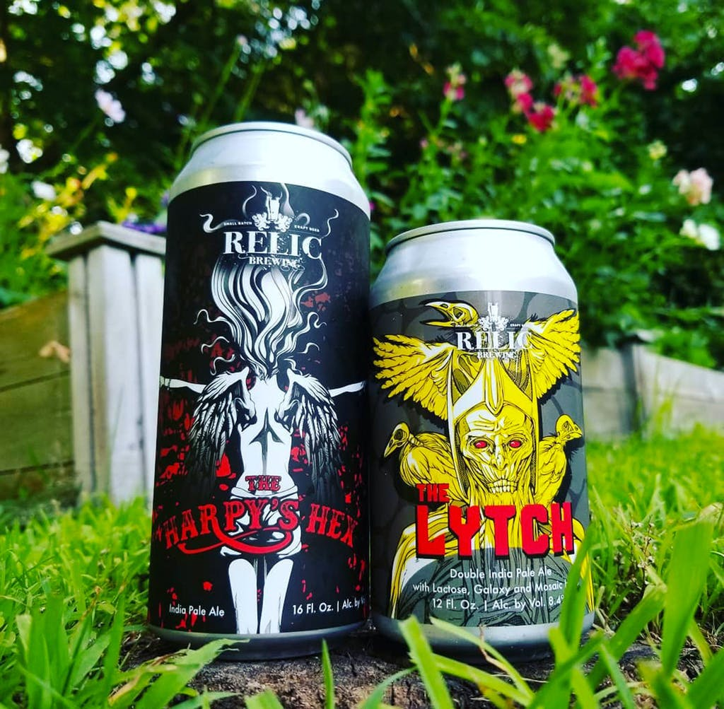 Relic Brewing 01