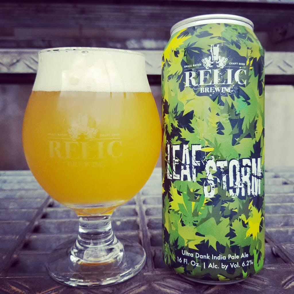 Relic Brewing 02