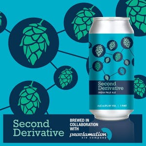 Second Derivative Label