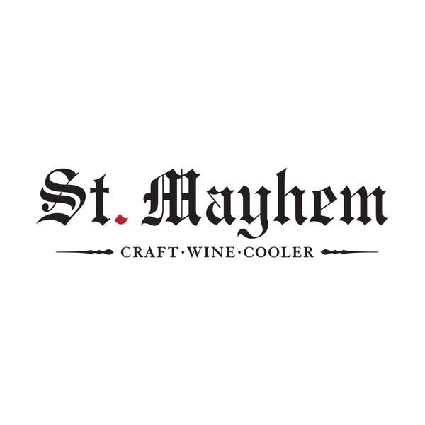 St. Mayhem Craft Wine Coolers