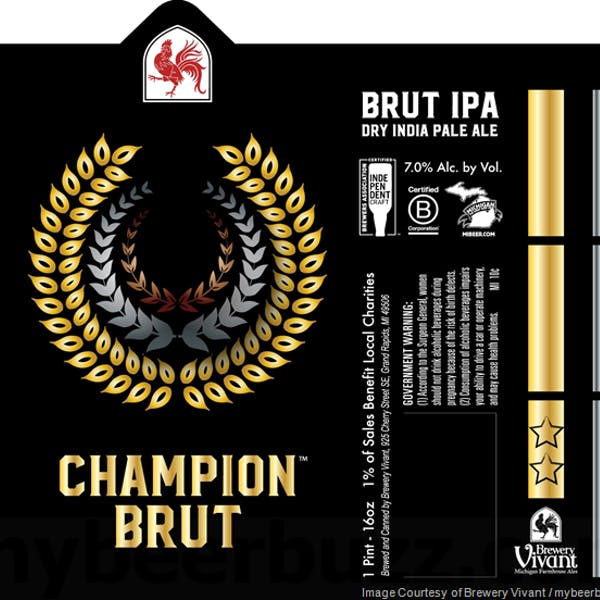In the (ware)house: Brut IPA from Vivant, Banded and Proc In Stock, and Our Halloween Plans