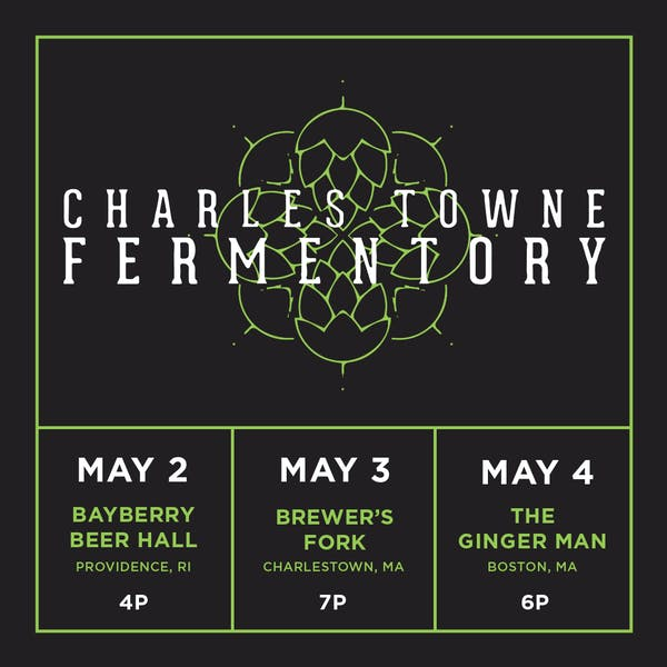 Charles Towne Fermentory Heads North