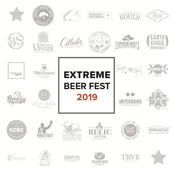 Extreme Beer Fest '19: Your CC Event Bible for EBF Week