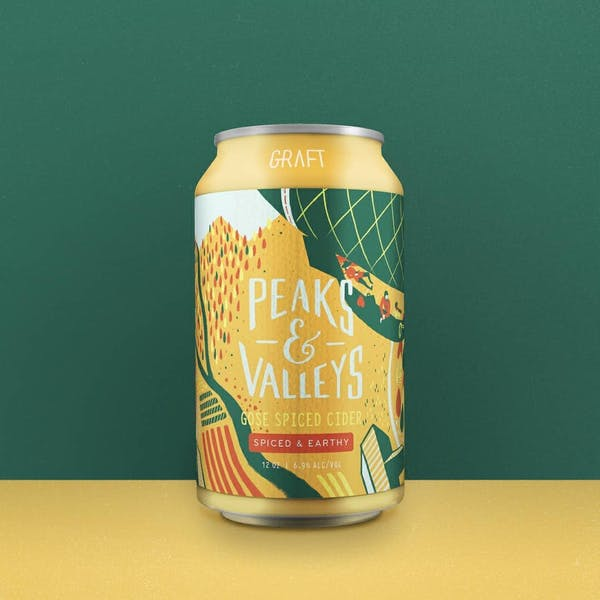 In the (ware)house: Gneiss Sonnenschein, Graft Peaks & Valleys and GT's Higher ABV Kombucha