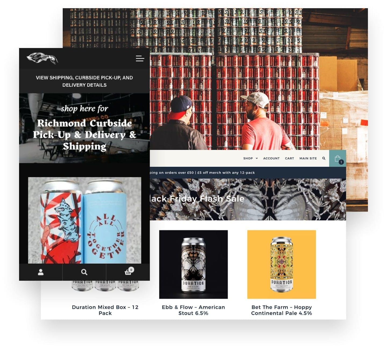 Beer Release Screenshots