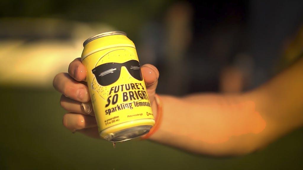 DEVI-Lemonade can