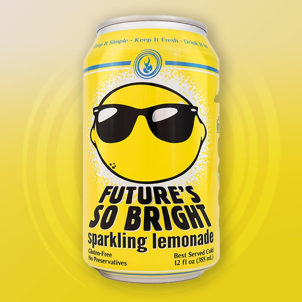 can of lemonade