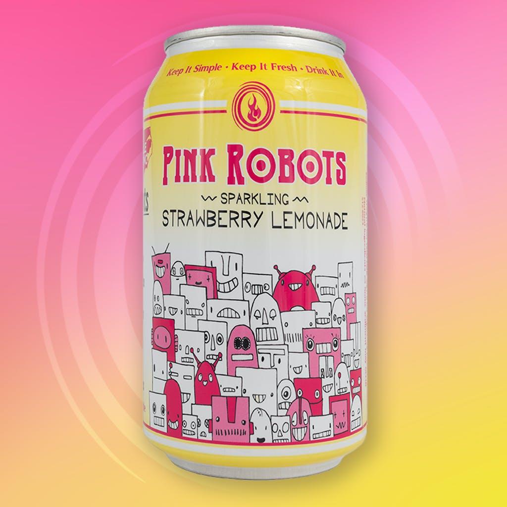 can of strawberry lemonade