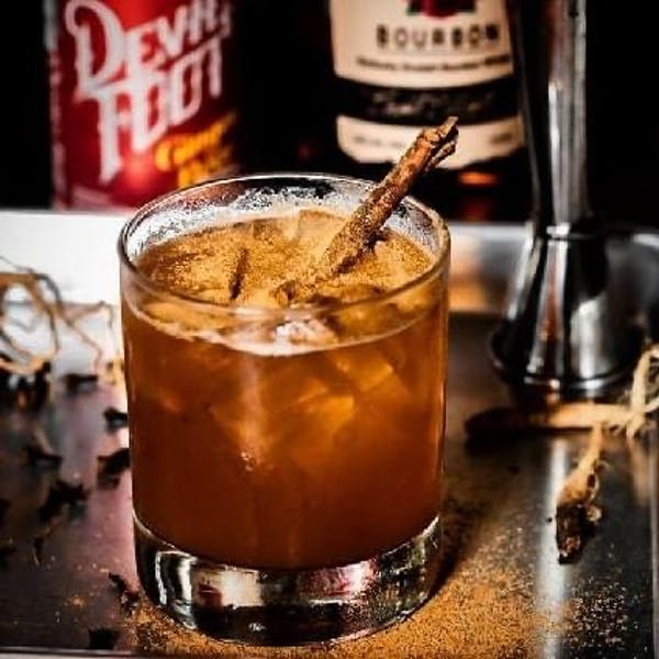 Apple Butter Old Fashioned