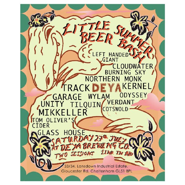 The Little Summer Beer Bash