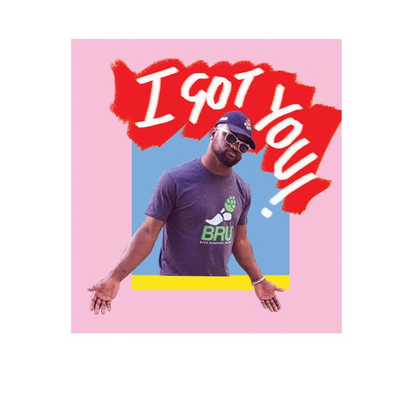 Image or graphic for I Got You!