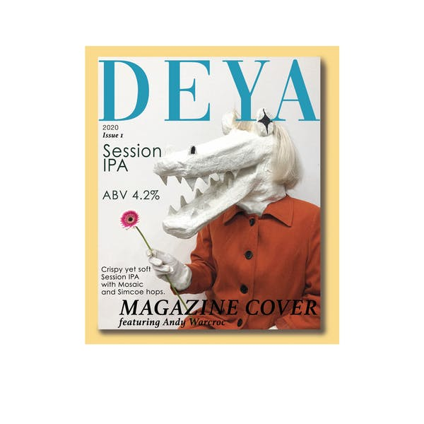 Image or graphic for Magazine Cover