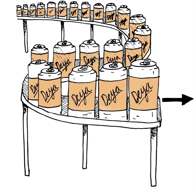 illustration-canning-line
