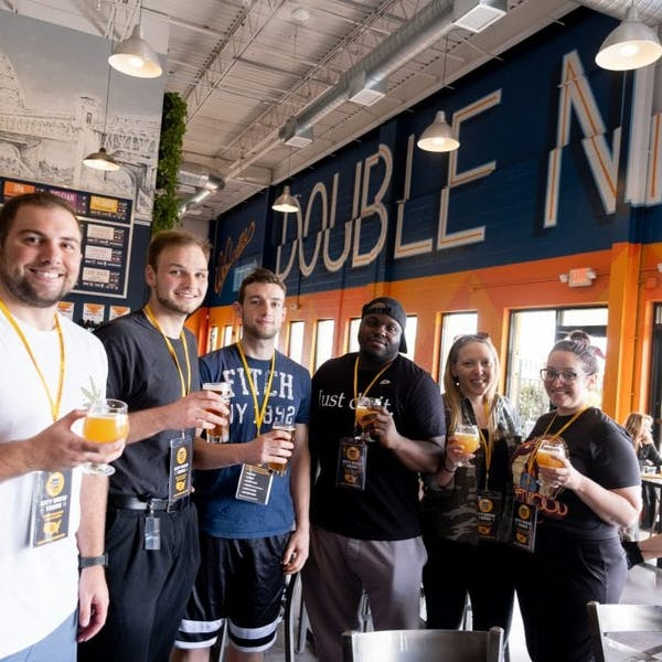 City Brew Tours :  Double Nickel Brewing Company