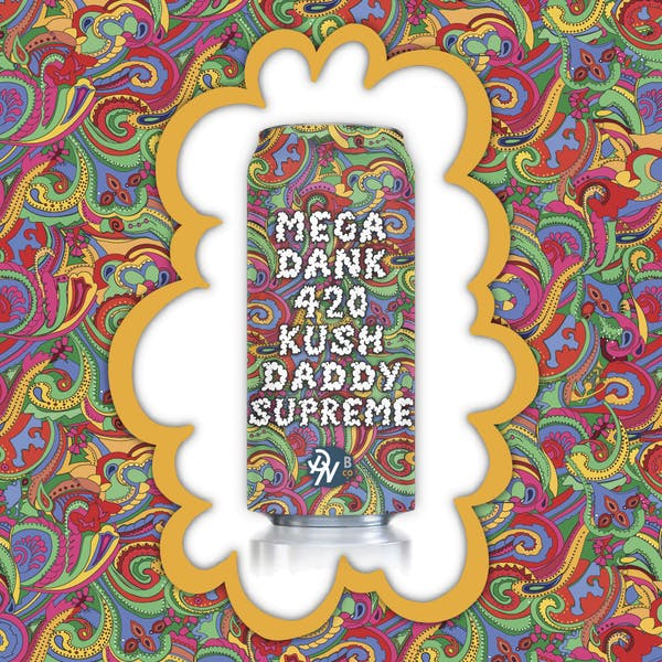 Image or graphic for Mega dank 420 Kush Daddy Supreme