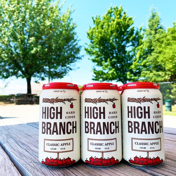 Dry County Brewing Launches High Branch Hard Cider