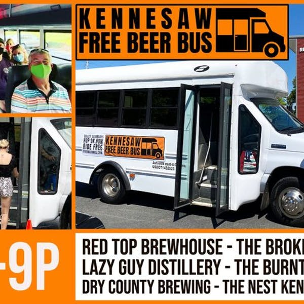 FREE Beer Bus