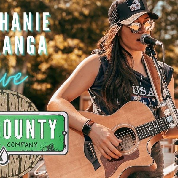 Stephanie Berlanga LIVE at Dry County Brewing!