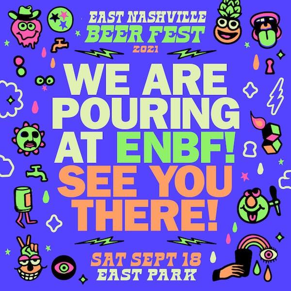 East Nashville Beer Festival 2021