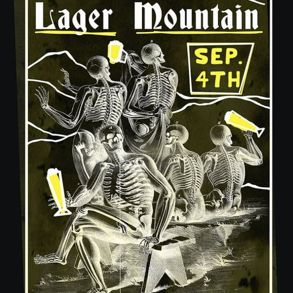 Lager Mountain presented by Flying Machine Brewing Company