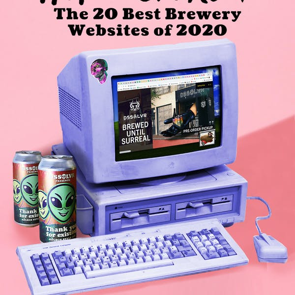 Hop Culture's Best Brewery Websites of 2020