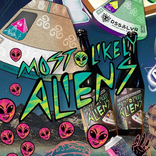 Is It Local? / Most Likely Aliens – Bottle Drop