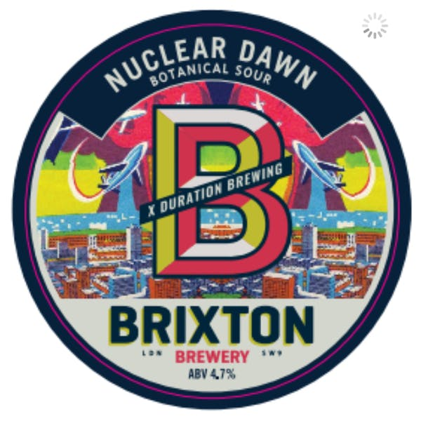 Collab #2 | Brixton | Nuclear Dawn | Botanical Sour
