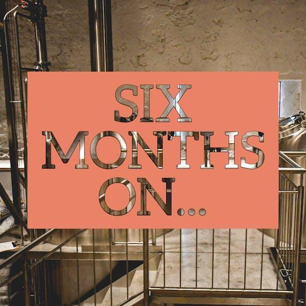 BEDROCK SIX MONTHS ON
