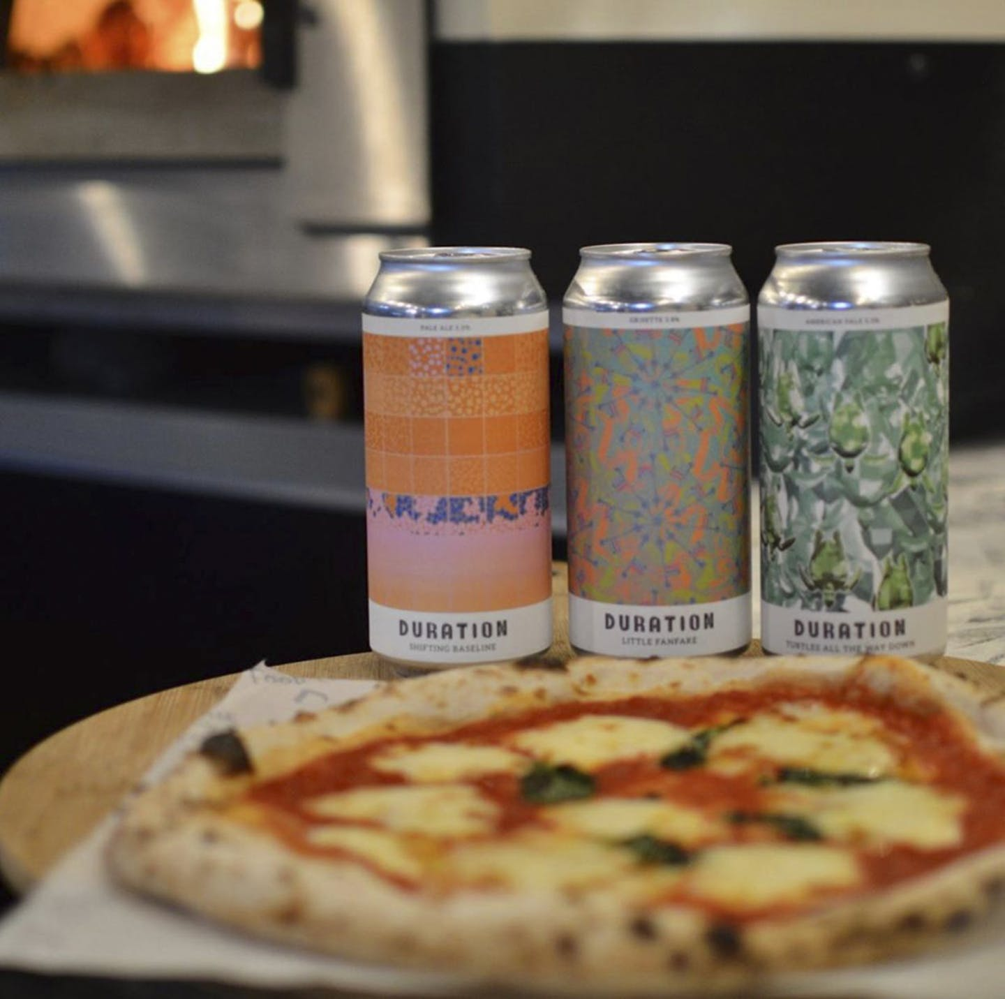 Beer Pizza Wood Fired Food Co