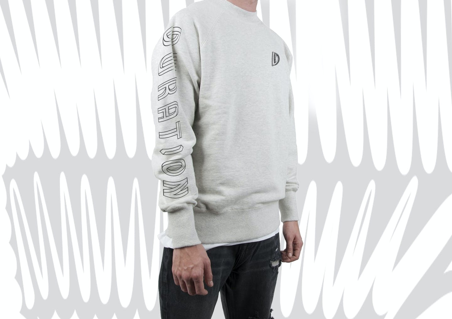 CrewNeckGreyB